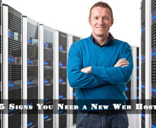 5 Signs You Need a New Web Host
