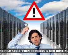 Choosing a Web Hosting Company