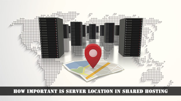 Server Location in Shared Hosting