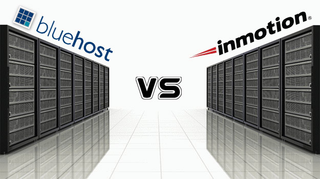 InMotion Vs. Bluehost Hosting