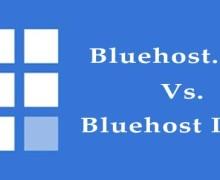 bluehost.com vs bluehost india