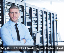 Myth of SEO Hosting