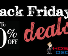 Black Friday Web Hosting Deals 2015