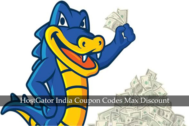 HostGator India Coupon Codes