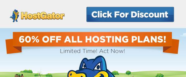 HostGator Year End Flash Sale