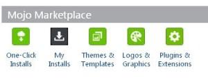 Uninstall applications using mojo marketplace