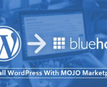 Install WordPress With MOJO Marketplace