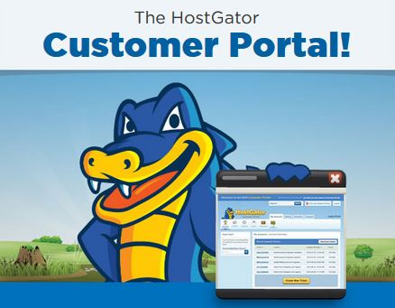HostGator Account Customer Portal