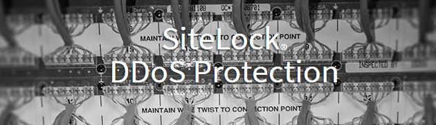 DDoS Protection what is sitelock