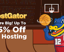 75% OFF NEW HostGator Coupon