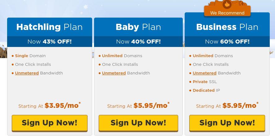 60% off new hosting hostgator coupon