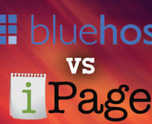 BlueHost Versus iPage