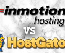 InMotion Versus HostGator
